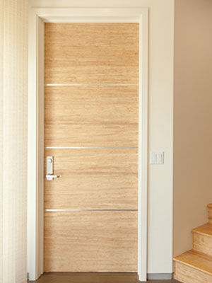 Green leaf doors flush doors for Flush doors designs